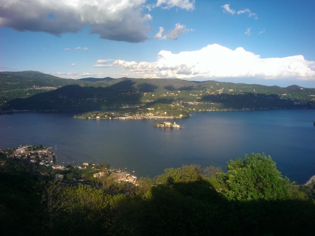 Panoramica Lago d'Orta